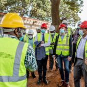 Avant la restitution de 26 objets historiques, une délégation du musée du Quai Branly en visite au Bénin