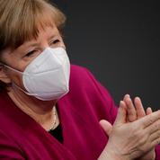 Covid-19 : Merkel rappelle à l'ordre les Länder qui n'appliquent pas assez bien les restrictions