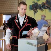Suisse : les habitants de Moutier doivent choisir ce dimanche entre zone germanophone et zone francophone