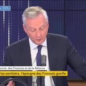 Bruno Le Maire veut favoriser les donations entre générations