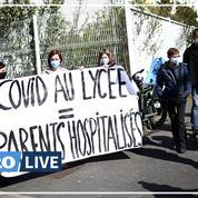 Covid-19 : au lycée Eugène Delacroix de Drancy, plus de 20 classes seront fermées dès lundi