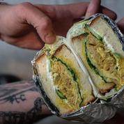 Les sandwichs israéliens à découvrir en édition limitée de l'étoilé Shabour