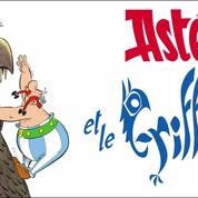 Par Toutatis, le prochain Astérix s'intitule Astérix et le griffon !