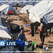 Grèce: l'UE va allouer 276 millions d'euros pour la construction de camps de migrants sur les îles grecques