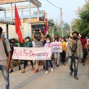 Birmanie : l'UE et Biden condamnent une violence «inacceptable»