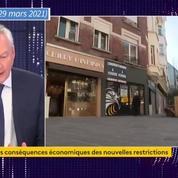 Confinement: la liste des commerces autorisés à ouvrir «ne changera pas», affirme Bruno Le Maire