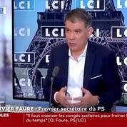 Régionales: Olivier Faure assure qu'Audrey Pulvar va «revenir» sur son expression «malheureuse»