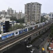 Inde: Alstom remporte un contrat de 220 millions d'euros pour le métro de Mumbai