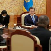 Pour la sœur de Kim Jong-un, le président sud-coréen est le «perroquet» des Américains