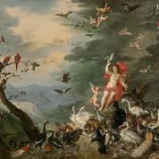 Quatre huiles sur cuivres attribuées à Jan Brueghel le Jeune adjugées pour 580.000 euros