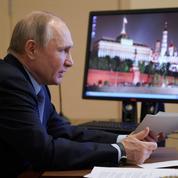 Poutine, Merkel et Macron échangent sur le vaccin, Navalny et la Libye
