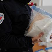 Sur le port de Rouen, plus d'une tonne de cocaïne découverte dans un conteneur