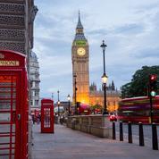 Royaume-Uni: la chute du PIB en 2020 désormais estimée à 9,8%