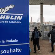 Michelin prévoit de supprimer 530 postes pour la première année de son plan