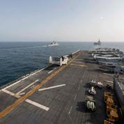 La France prend le commandement maritime d'une task force américaine dans le Golfe