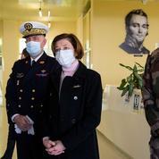 Les hôpitaux des Armées vont passer de 90 à 100 lits de réanimation