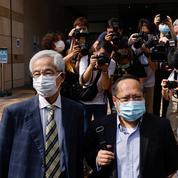 Hongkong : neuf figures du combat pro-démocratie condamnées