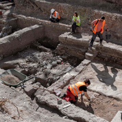 À Clermont-Ferrand, un site antique découvert sous un ancien hôpital