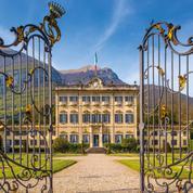 Trois villas majestueuses pour vivre la dolce vita sur le lac de Côme