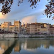 Covid-19: les quais de Saône fermés au public à Lyon