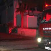 À Sao Paulo, un incendie ravage les réserves de plusieurs galeries d'art
