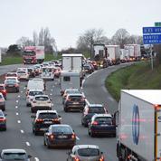 Week-end de Pâques : un samedi calme sur les routes malgré les départs liés au reconfinement