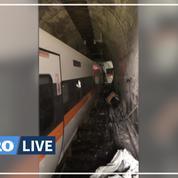 Déraillement d'un train à Taïwan : au moins 51 personnes décédées dont un Français
