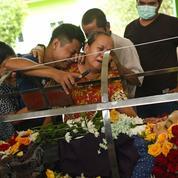 Birmanie : au moins 543 civils ont été tués depuis le coup d'État, dont 44 mineurs