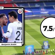 Les notes de PSG-Lille : André et Soumaré font la loi au milieu, Neymar voit rouge