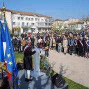 Romans-sur-Isère : hommage aux victimes du terrorisme, un an après