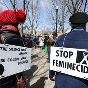 Québec : des milliers de manifestants après huit meurtres de femmes en huit semaines