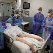 Covid-19 : le nombre de cas hospitalisés et en réanimation toujours en hausse
