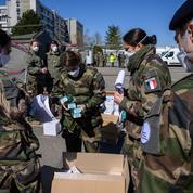 Covid-19: les armées vont ouvrir sept grands centres de vaccination permanents