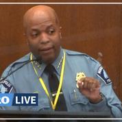 Le chef de la police de Minneapolis accable l'agent accusé du meurtre de George Floyd