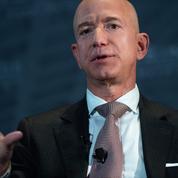 Le patron d'Amazon Jeff Bezos soutient une hausse de l'impôt sur les sociétés