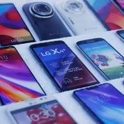 LG fait ses adieux au marché des smartphones