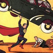 Un des rares exemplaires du premier comics Superman vendu plus de trois millions de dollars