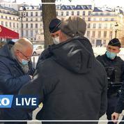 Ferrand interpelle le préfet Lallement après la verbalisation de députés, présents à une manifestation