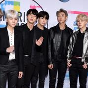 Les stars coréennes du groupe BTS dénoncent le racisme anti-asiatique