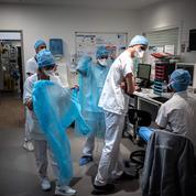 Covid-19 : 433 morts en 24 heures dans les hôpitaux, 5729 patients en réanimation