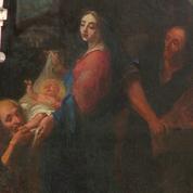 Une ancienne toile de Notre-Dame de Paris identifiée dans une église de Givors