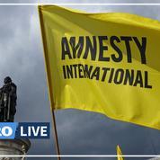 Libertés : Amnesty adresse un «carton rouge» à la France