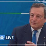 Mario Draghi qualifie le président turc Recep Tayyip Erdogan de «dictateur»