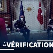 Rencontre entre Erdogan, Michel et von der Leyen : l'ordre protocolaire a-t-il été respecté ?