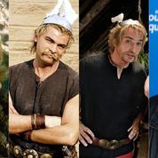 Depardieu, Chabat, Luchini, Delon, Zlatan, Bellucci : le trombinoscope des acteurs d'Astérix