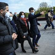 Covid-19: Hidalgo veut «anticiper» l'aménagement d'un vaccinodrome à Paris