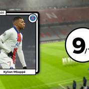 Les notes des Parisiens : Mbappé et Neymar au rendez-vous, Navas aussi