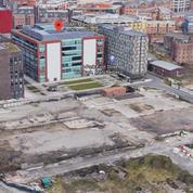 Manchester transforme un terrain vague en théâtre de plein air pour sauver la saison estivale