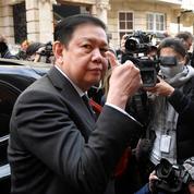 Le Royaume-Uni offre sa protection à l'ambassadeur birman évincé par la junte