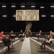 À Bruxelles, des théâtres occupés pour interpeller le gouvernement